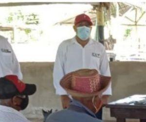 Productores de plátano y banano del Magdalena se capacitan en el manejo y control de enfermedades.