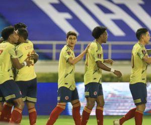 Colombia recibía a Brasil el 26 de marzo.
