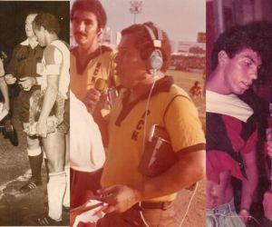 Cheo Feliciano en diversas actividades radiales.