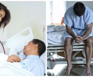 La hospitalización también está con la ocupación altísima.