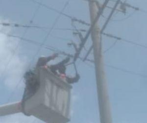 Air-e suspende servicio de energía a fincas en Zona Bananera por deudas millonarias.