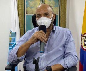 Concejal Pedro Gómez