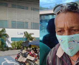 El ciudadano denunció presuntas irregularidades que se vienen cometiendo en la Clínica Los Nogales.