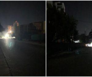 A las 11 de la noche aún no había regresado la energía al sur de Santa Marta.