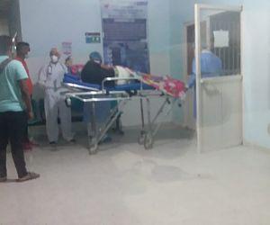 Las personas heridas fueron llevadas al hospital Luisa Santiaga de Aracataca.