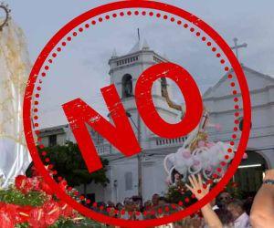 Imagen de referencia - procesión en Santa Marta.