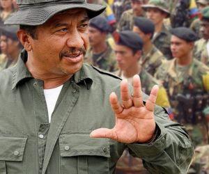 Alias 'Gentil Duarte', cabecilla de las Farc-Ep