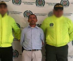 José Gregorio Escobar nieto, alias 'Goyo'