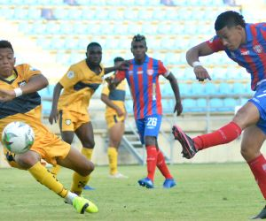 El 'onceno bananero' no pasó del empate ante el Boca Juniosrs.