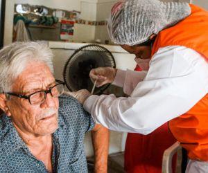 El proceso de vacunación no avanza al ritmo esperado.