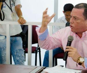 Concejal Jaime Linero Ladino