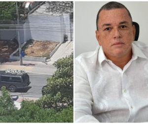 Jaime Linero Ladino, concejal de Santa Marta.
