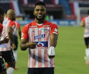 Miguel Ángel Borja será la gran ausencia de Junior.