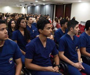 Estudiantes de Medicina.
