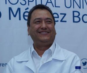 Tomás Díazgranados, exgerente.