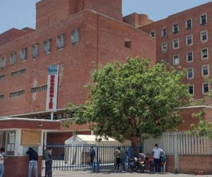 Hospital Julio Méndez Barreneche.