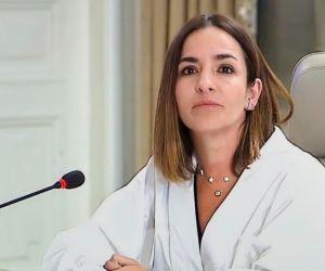 La directora General del Instituto Colombiano de Bienestar Familiar.