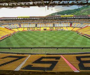 Estadio del Barcelona de Guayaquil.