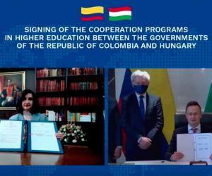 Con la firma del memorando de entendimiento se busca desarrollar una activa relación de cooperación académica.