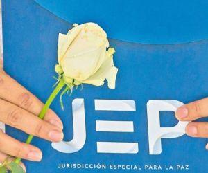 A través de la resolución se adiciona una tarea a la Misión: verificar las sanciones propias de la JEP.