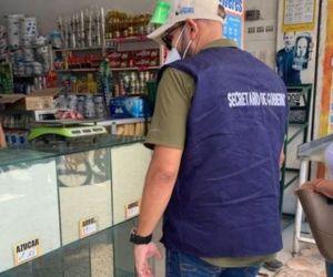 Visita de inspección Ciénaga.