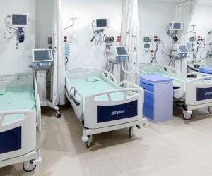 El aumento de camas UCI con la reactivación de la antigua clínica Saludcop ha ayudado a que el sistema no colapse.