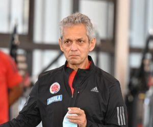 Reinaldo Rueda, DT de la selección Colombia.