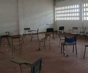 La mayoría de colegios públicos del departamento no cumplen con las necesidades para el regreso a clases.