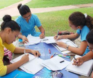 Estudiantes de Unimagdalena apoyan las medidas del Consejo Académico.