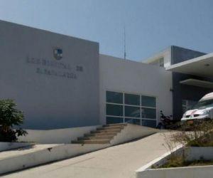 El menor fue trasladado hasta el Hospital de Sabanalarga.