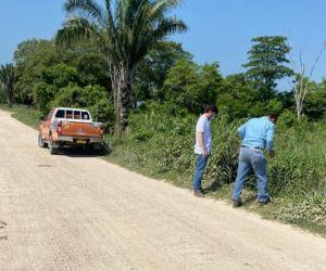 Gobernación del Magdalena anuncia mejoramiento de vías.