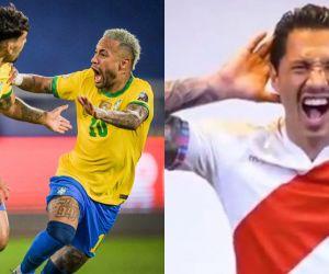 Brasil y Perú dejaron atrás a Chile y Paraguay.