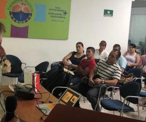 La jornada académica permitió el crecimiento académico de los participantes, por medio del dialogo, la escucha, y el reconocimiento mutuo.