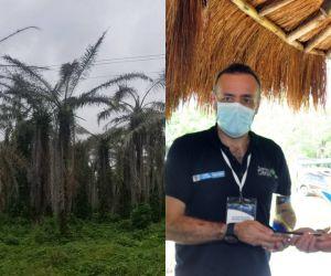 Minagricultura y Cenipalma firman Convenio de Asociación, el cual beneficiará a los palmicultores con cultivos en Magdalena, Cesar, Bolívar y Santander.
