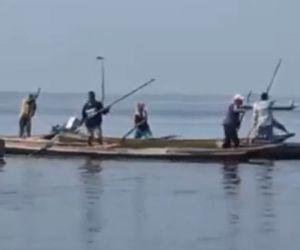 Pescadores de Tasajera