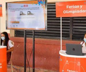 Habrá premios para los mejores estudiantes de las Olimpiadas.