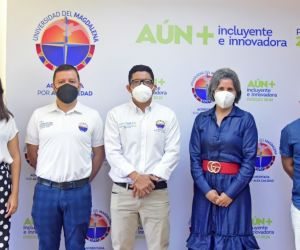 Unimagdalena inicia proyectos con aliados internacionales.