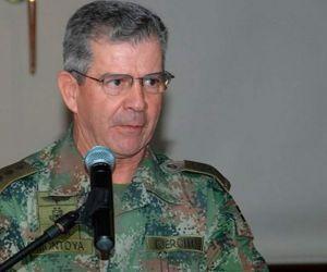 General (r) Mario Montoya.