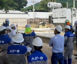 La empresa realizará obras de gran impacto energético
