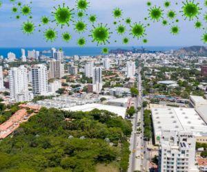 Santa Marta incrementó el número de nuevos contagios de coronavirus.