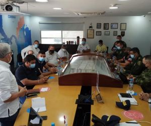 Consejo de Seguridad en Sitionuevo.