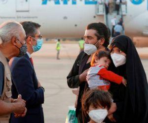 Ciudadanos afganos llegarán a Colombia.