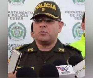 Coronel Jesús Manuel De los Reyes Valencia.