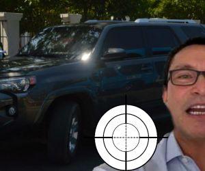 Denuncian nuevamente amenazas en contra del gobernador Caicedo.