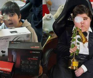 El youtuber de 12 años