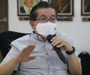Ministro Fernando Ruiz.