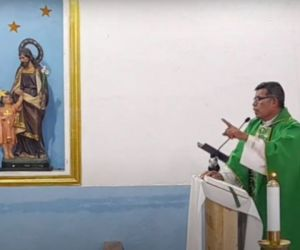 Ricardo Zabala, Párroco de Natagaima (Tolima)