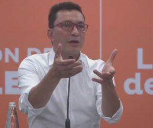 Carlos Caicedo, gobernador del Magdalena, habla sobre su seguridad.