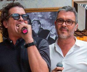 Carlos Vives y Guillermo Vives.