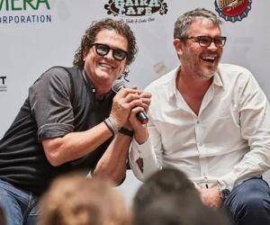 Carlos Vives y Guillermo Vives